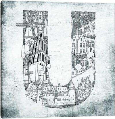 Utrecht Canvas Art Print