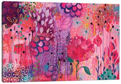Spirit Dance Canvas Art Print