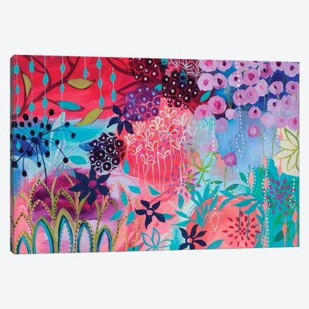 Spirit Garden Canvas Print #CAM2} by Carrie Schmitt and Megan Jefferson Art Print