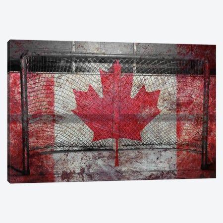 Hockey Goal Gate #3 Canvas Print #CAN10C} by Unknown Artist Canvas Art Print