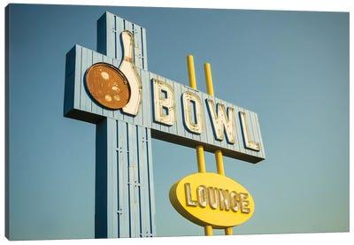 Vintage Bowl IV Canvas Print #CAP5