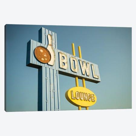 Vintage Bowl IV Canvas Print #CAP5} by Recapturist Canvas Wall Art