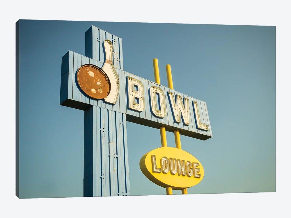 Vintage Bowl IV by Recapturist 1-piece Art Print