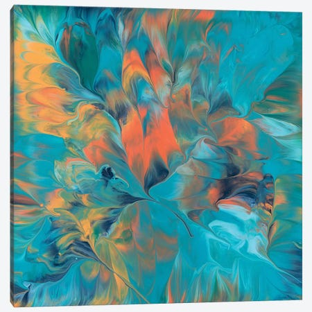 Fly Away I Canvas Print #CAS12} by Cassandra Tondro Canvas Art