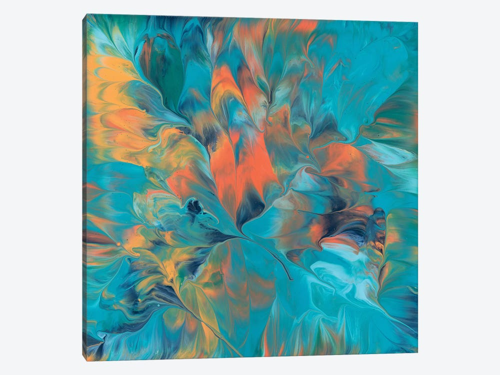 Fly Away I by Cassandra Tondro 1-piece Canvas Print