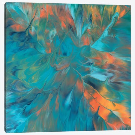 Fly Away II Canvas Print #CAS13} by Cassandra Tondro Canvas Art