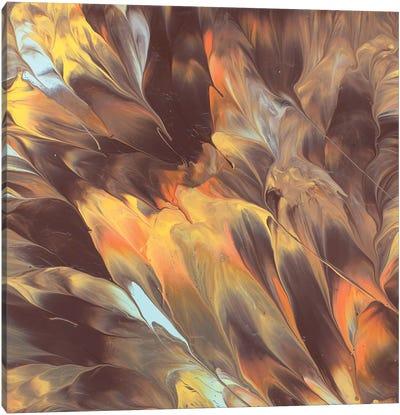 Magma I Canvas Art Print