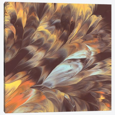 Magma II Canvas Print #CAS18} by Cassandra Tondro Canvas Wall Art