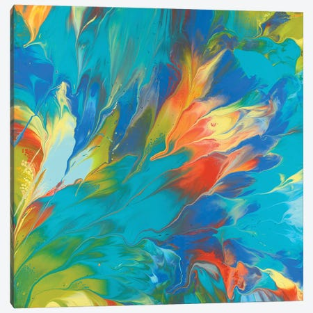 Joy II Canvas Print #CAS29} by Cassandra Tondro Canvas Print