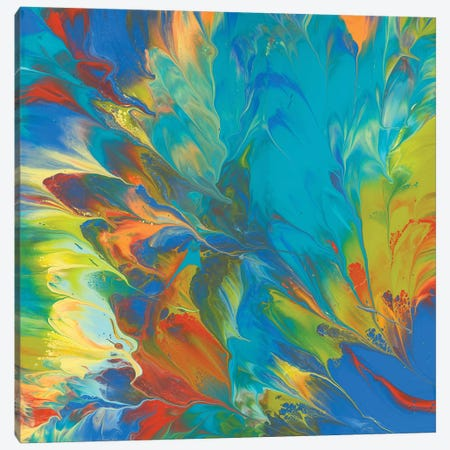 Joy I Canvas Print #CAS30} by Cassandra Tondro Canvas Art