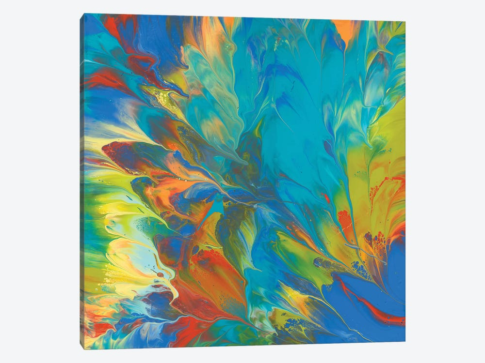 Joy I by Cassandra Tondro 1-piece Canvas Print