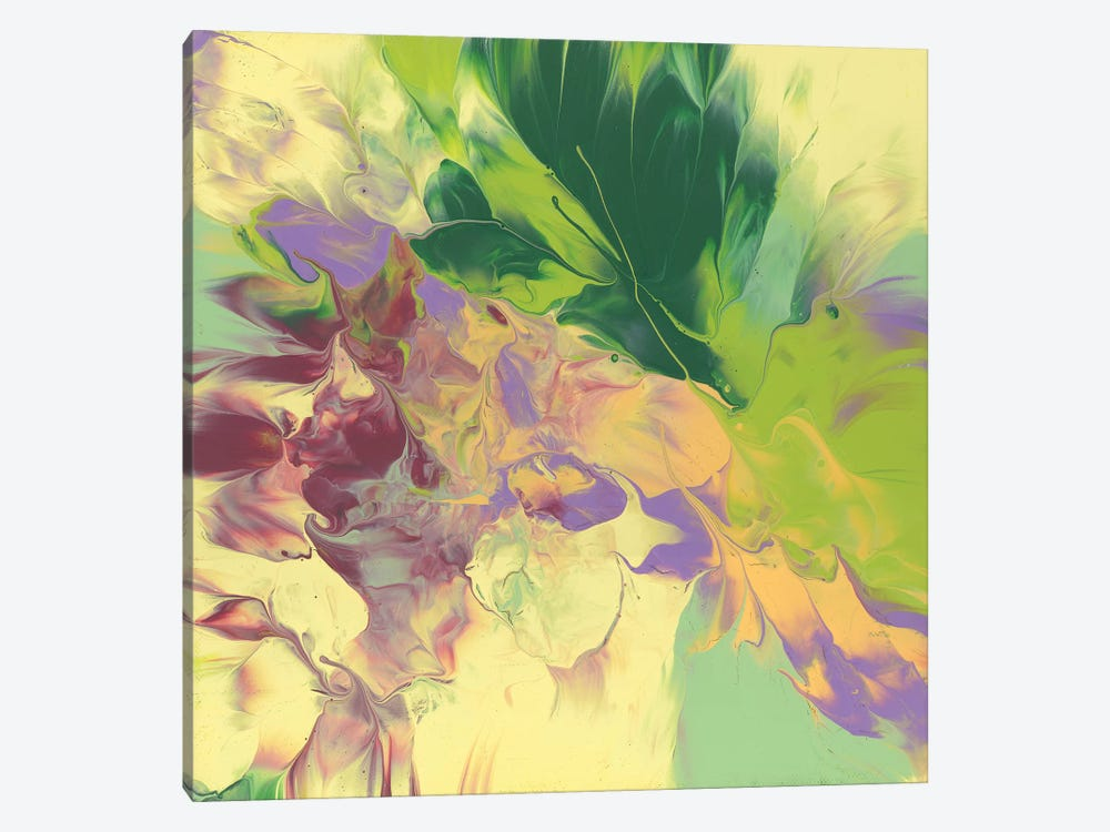 Buttercup by Cassandra Tondro 1-piece Canvas Artwork