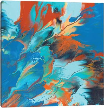 Firewater Canvas Art Print