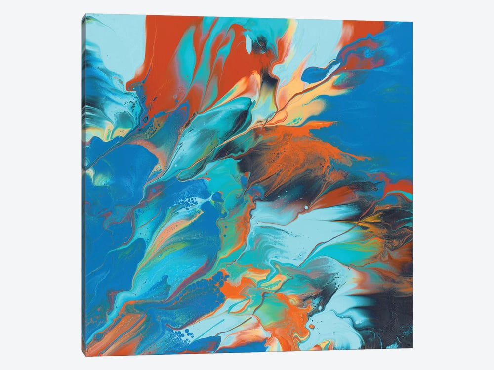 Firewater by Cassandra Tondro 1-piece Canvas Art Print