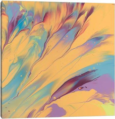 Floating II Canvas Art Print
