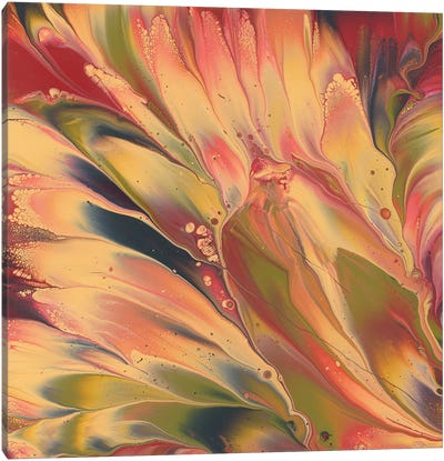 Reveal I Canvas Art Print