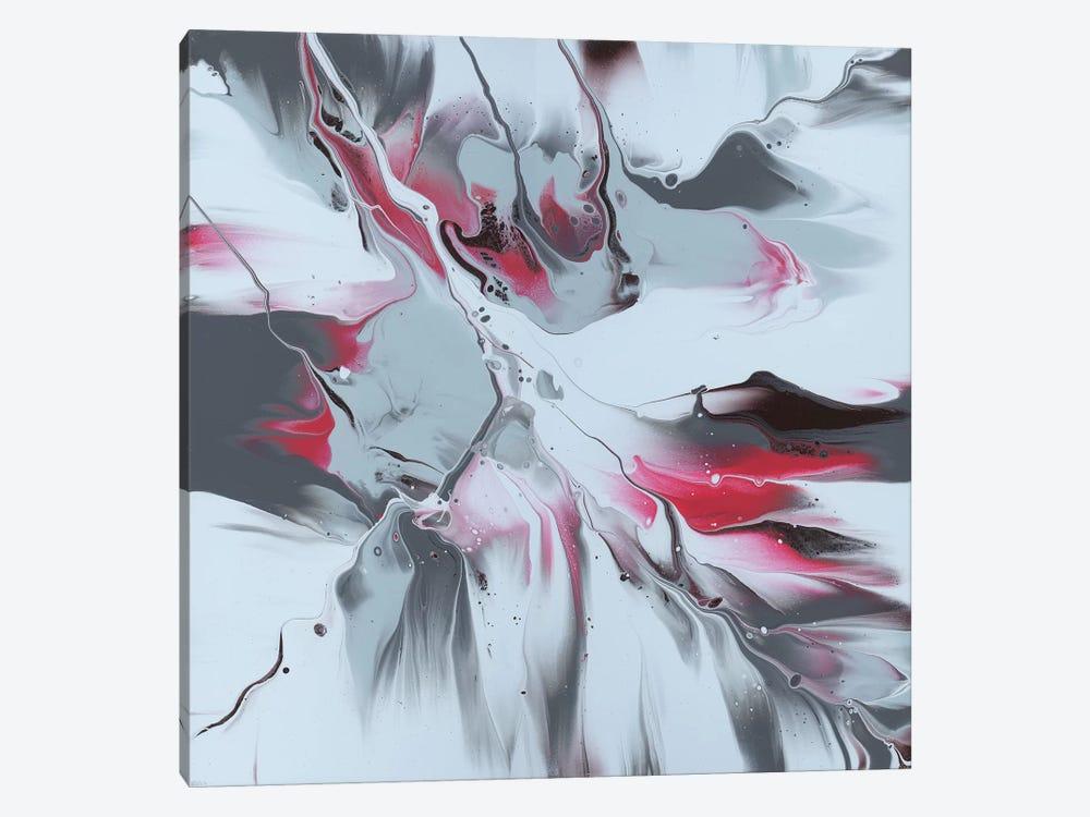 Shades Of Gray by Cassandra Tondro 1-piece Canvas Art