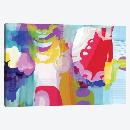 Fruit Du Jour Canvas Print #CAU15} by Christine Auda Art Print