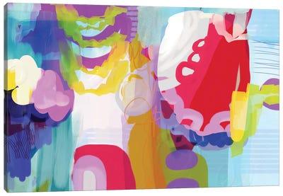 Fruit Du Jour Canvas Art Print
