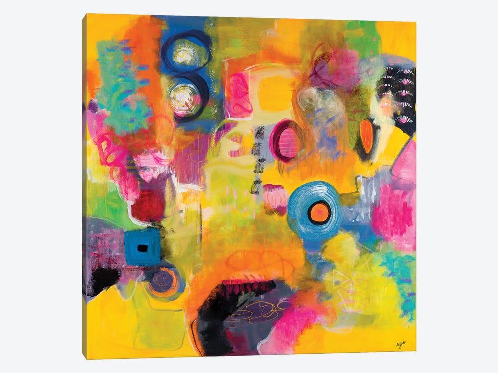 Glorious Day by Christine Auda 1-piece Canvas Artwork