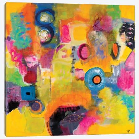 Glorious Day Canvas Print #CAU17} by Christine Auda Art Print