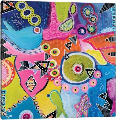 Great Barrier Reef Canvas Art Print