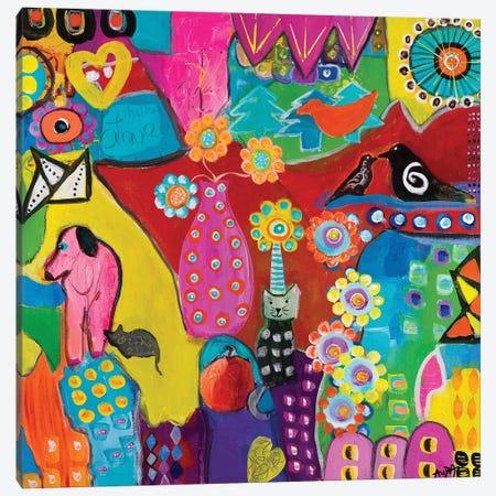 Abundance Canvas Print #CAU1} by Christine Auda Canvas Wall Art