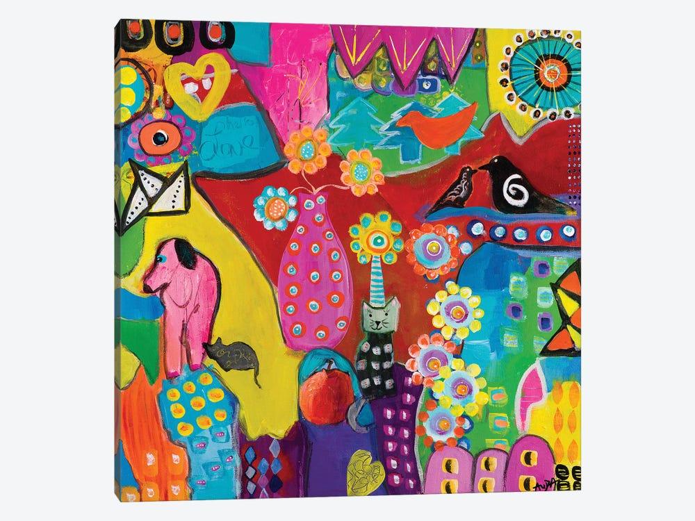 Abundance by Christine Auda 1-piece Canvas Art
