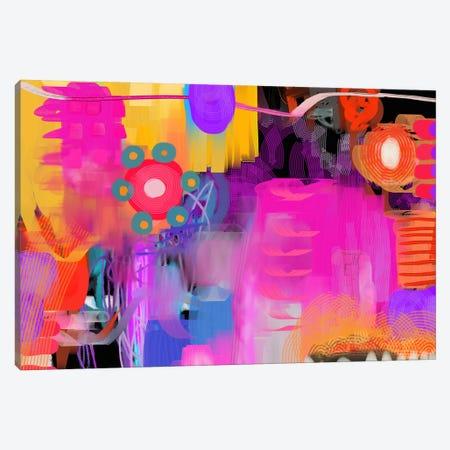 Hang With Me Canvas Print #CAU20} by Christine Auda Art Print