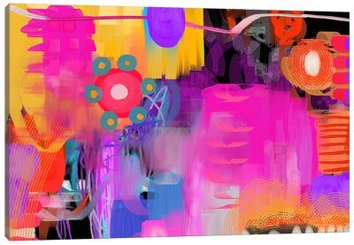 Hang With Me Canvas Art Print