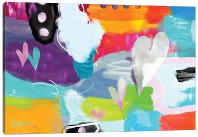 Heart Dance Canvas Art Print