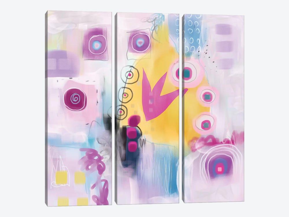 Hope by Christine Auda 3-piece Canvas Wall Art