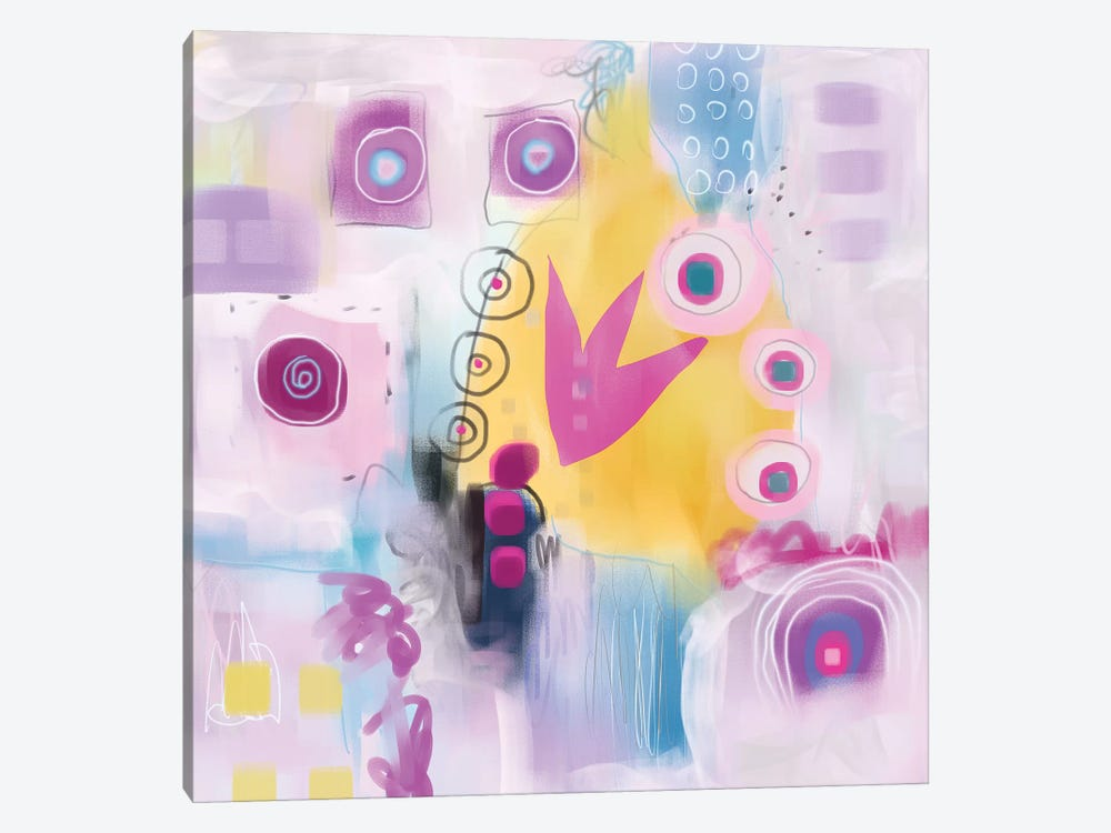 Hope by Christine Auda 1-piece Canvas Wall Art