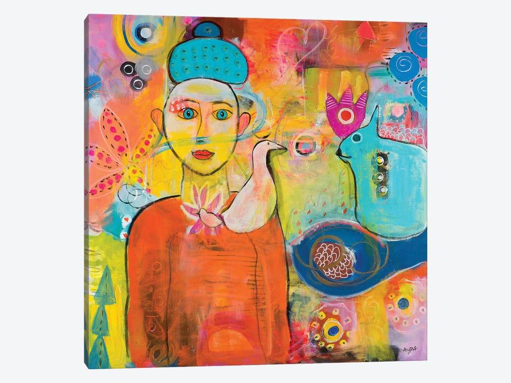 I Get You by Christine Auda 1-piece Art Print