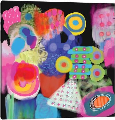 Kinetic Energy Canvas Art Print