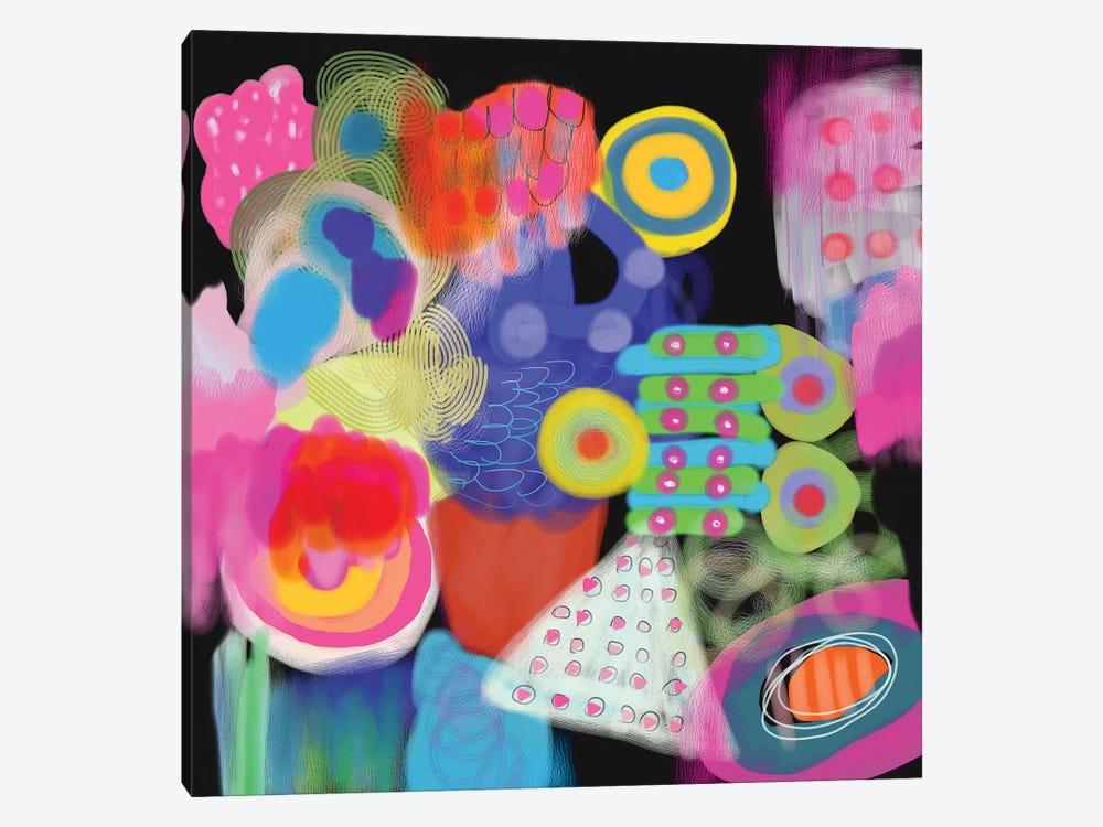 Kinetic Energy by Christine Auda 1-piece Art Print