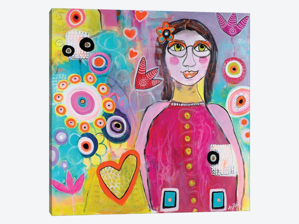 Lily's Dream by Christine Auda 1-piece Art Print