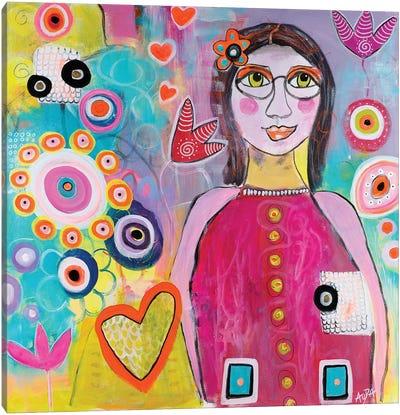 Lily's Dream Canvas Art Print