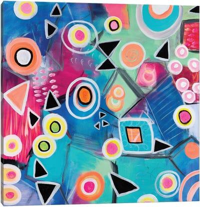 Affinity Canvas Art Print