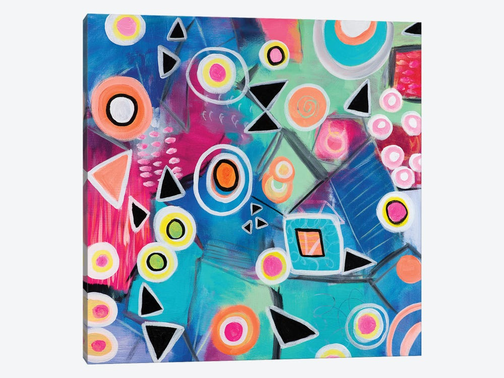 Affinity by Christine Auda 1-piece Canvas Print