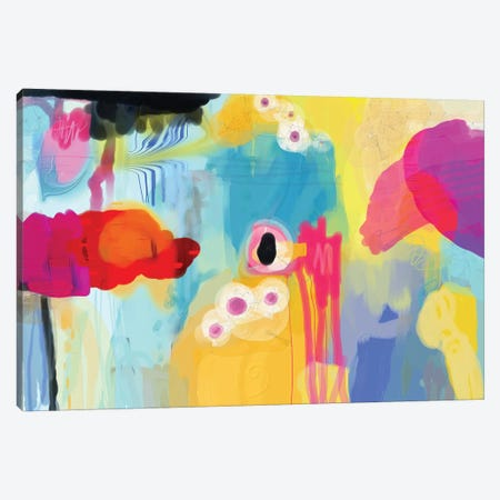Melrose Canvas Print #CAU31} by Christine Auda Canvas Art