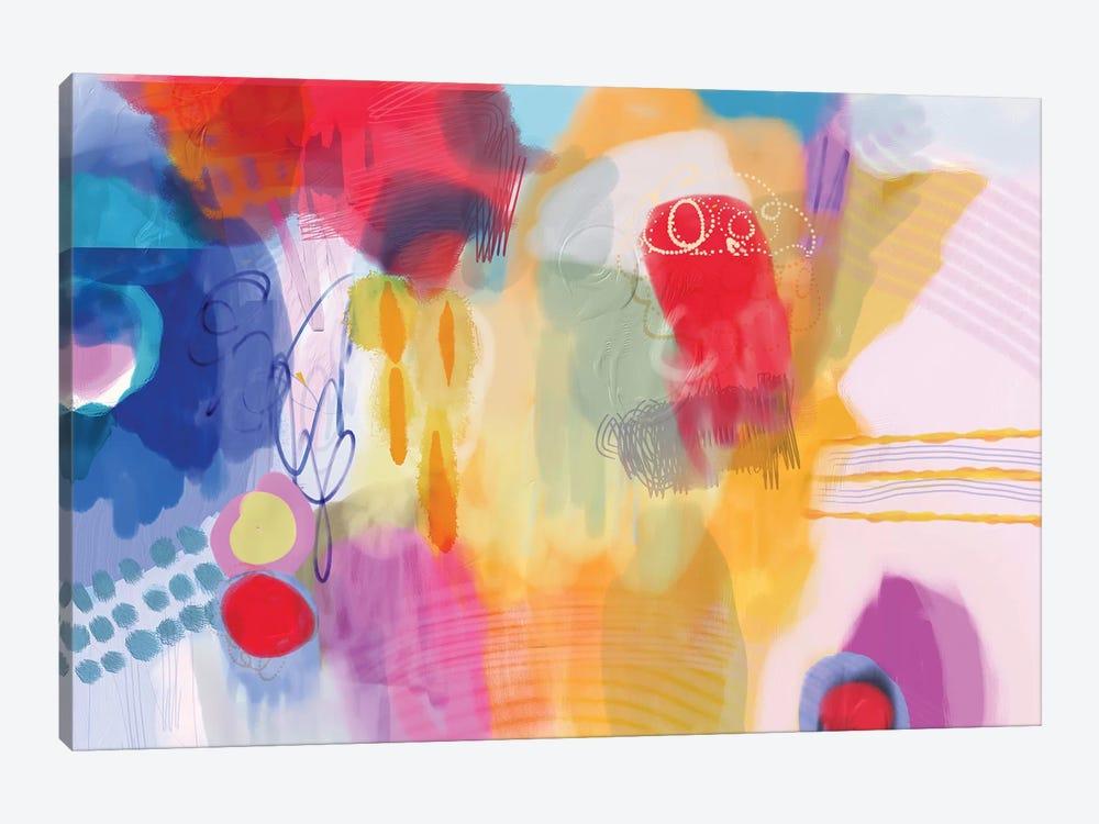 Serendipity by Christine Auda 1-piece Art Print