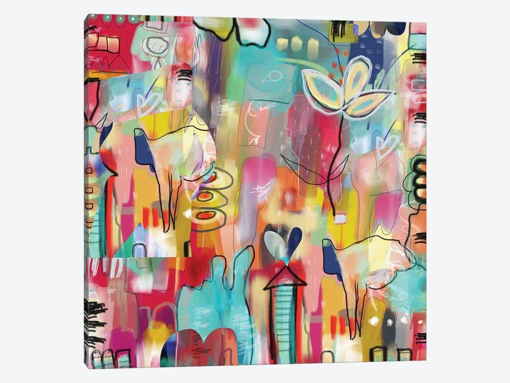 Believe by Christine Auda 1-piece Canvas Art
