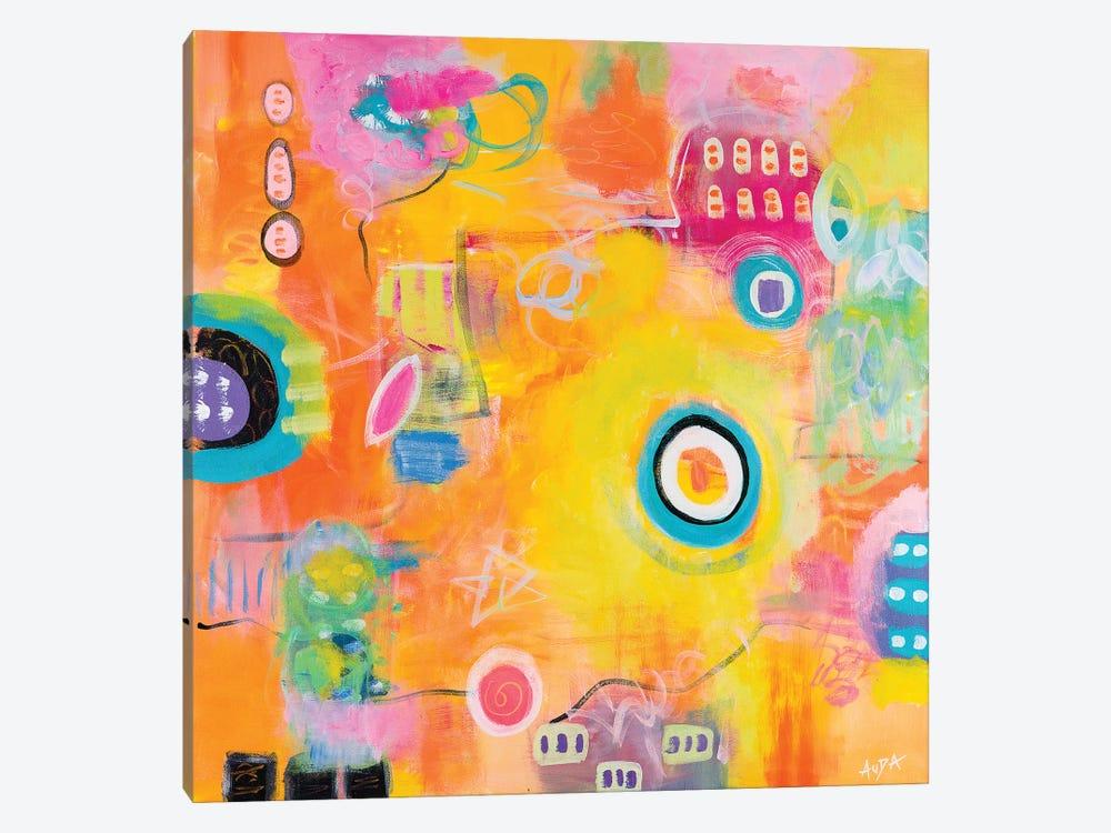 Sunshiny Day by Christine Auda 1-piece Canvas Print