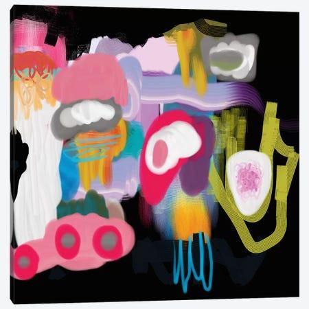 Super Groovy Canvas Print #CAU42} by Christine Auda Canvas Print