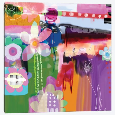 Temptation Canvas Print #CAU45} by Christine Auda Canvas Wall Art