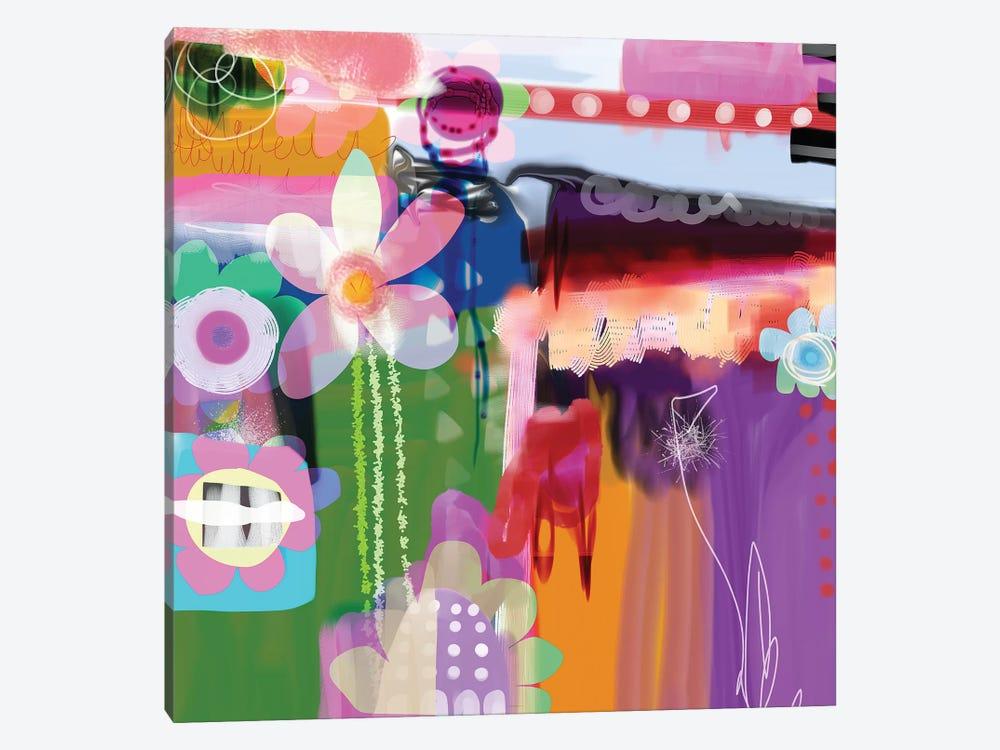 Temptation by Christine Auda 1-piece Art Print