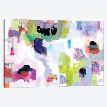 Just Chillin'   Canvas Print #CAU54} by Christine Auda Canvas Art Print