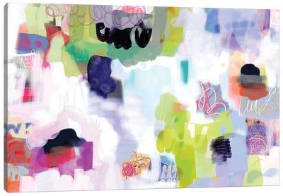Just Chillin'   Canvas Art Print