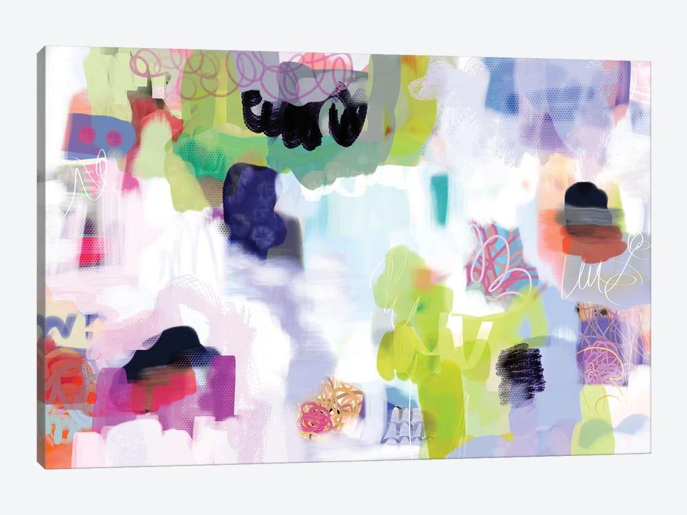 Just Chillin'   by Christine Auda 1-piece Canvas Art Print